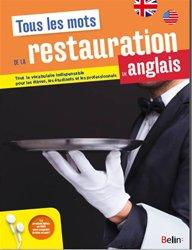 Maitriser tous les mots de la restauration en anglais