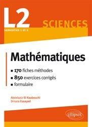 Mathématiques L2