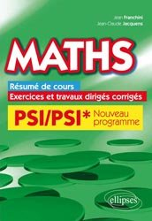 Maths PSI - PSI*