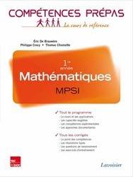 Mathématiques MPSI