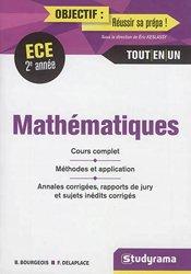 Mathématiques 2e année ECE