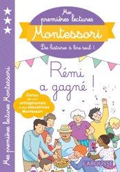 Mes premières lectures Montessori, Papa a gagné