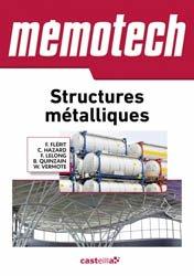 Memotech structures métalliques 2015