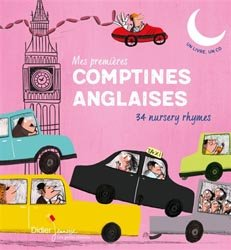 MES PREMIERES COMPTINES ANGLAISES