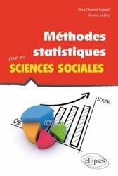 Méthodes statistiques pour les sciences sociales
