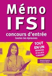 Memo IFSI / tout-en-un