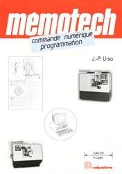 Commande numérique programmation