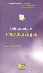 Médicaments en rhumatologie