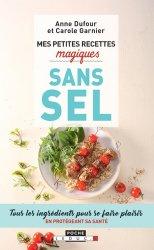 Mes petites recettes magiques sans sel