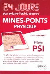 Mines-Ponts - Physique - Filière PSI