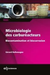 Microbiologie des carburéacteurs