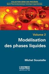 Modélisation des phases liquides