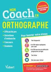 Mon coach en orthographe