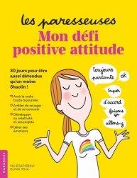 Mon défi positive attitude Les paresseuses