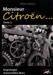 Monsieur Citroen tome 3