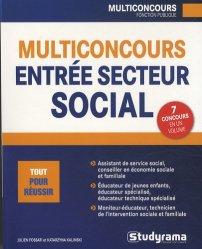 Multiconcours Entrée secteur Social