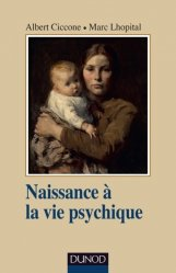 Naissance à la vie psychique