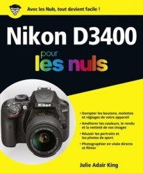 Nikon D3400 pour les Nuls grand format