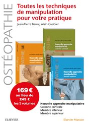 Nouvelle approche manipulative. Pack des 3 tomes