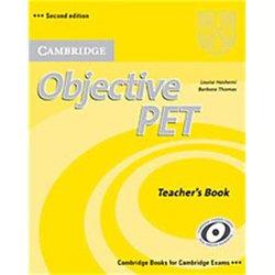 Objective PET - Teacher's Book