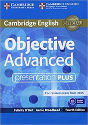 Objective Advanced - Presentation Plus DVD-ROM