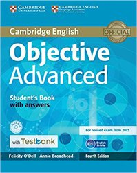 Objective Advanced - Student's Book with Answers with CD-ROM with Testbank