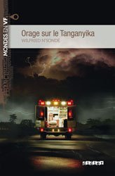 Orage sur le Tanganyika - Livre + mp3