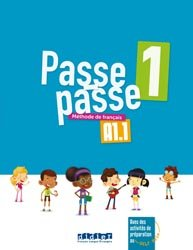 PASSE-PASSE 1 A1.1 LIVRE ELEVE