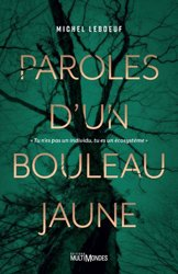 Paroles d'un bouleau jaune -