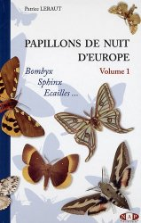 Papillons de nuit d'Europe Volume 1