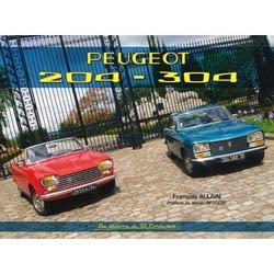 Peugeot 204 - 304