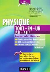 Physique Tout-en-un PSI - PSI*