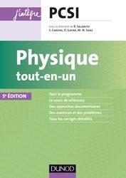Physique tout-en-un PCSI