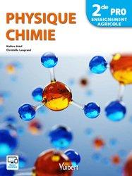 Physique chimie 2de pro - enseignement agricole 2018