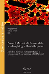 Physics and mechanics of random media