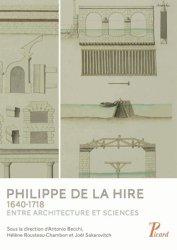 Philippe de La Hire 1640-1718