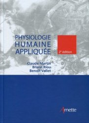 Physiologie humaine appliquée
