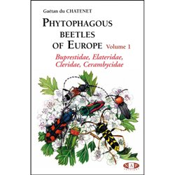 Phytophagous beetles of europe volume 1