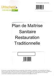 Plan de Maîtrise Sanitaire (PMS) Restauration traditionnelle