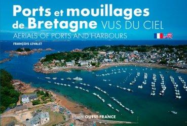 Ports et mouillages de Bretagne vus du ciel
