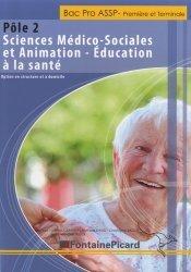 Pôle 2 - Sciences Médico-Sociales et Animation Éducation à la santé 1re et terminale