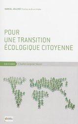 Pour une transition écologique citoyenne