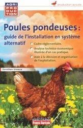 Poules pondeuses : guide d'installation en système alternatif