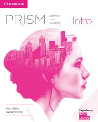 Prism Intro - Student's Book with Online Workbook Listening and Speaking