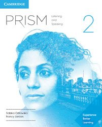 Prism Level 2 - Student's Book with Online Workbook Listening and Speaking