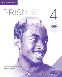 Prism Level 4 - Student's Book with Online Workbook Listening and Speaking
