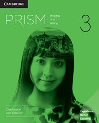 Prism Level 3 - Student's Book with Online Workbook Reading and Writing