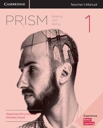Prism Level 1 - Teacher's Manual Reading and Writing