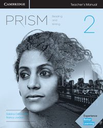 Prism Level 2 - Teacher's Manual Reading and Writing