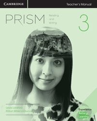 Prism Level 3 - Teacher's Manual Reading and Writing